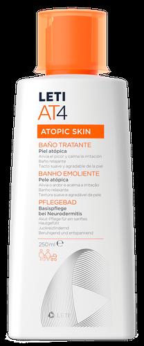 LETIAT4 baño tratante para piel atópica