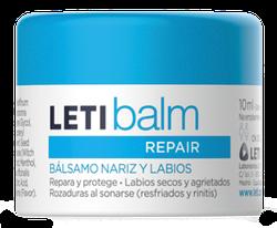 LETIbalm repair balm nose and lips