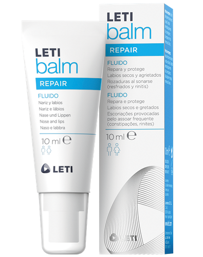 LETIbalm liquid repair balm for nose and lips
