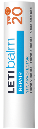 LETIbalm Stick Protector SPF20 nariz y labios s
