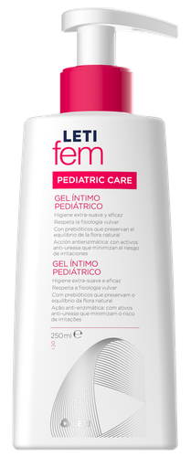 LETIfem Paediatric Intimate gel