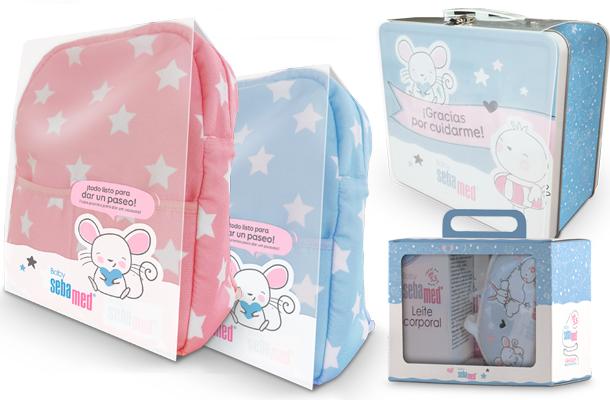 Regalo canastillas para bebé mobile