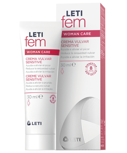 LETIfem Woman creme vulvar Sensitive