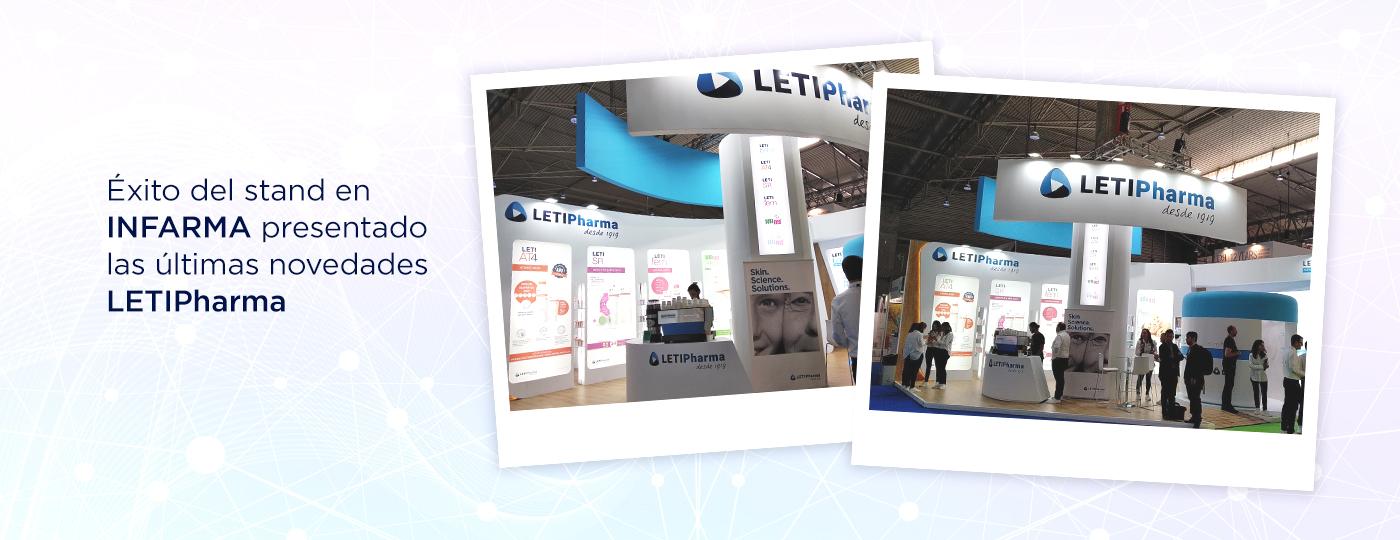 LETIPharma en Infarma 2019