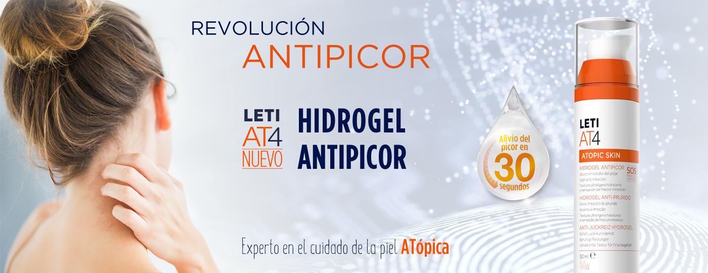 Hidrogel antipicor LETIAT4, la revolución antipicor b