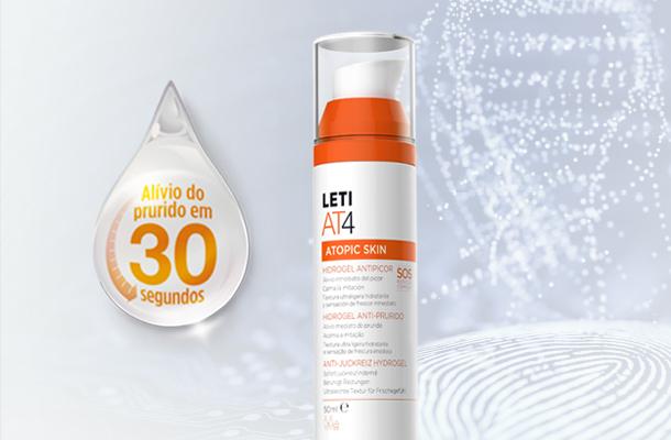 LETIAT4 Hidrogel anti-prurido