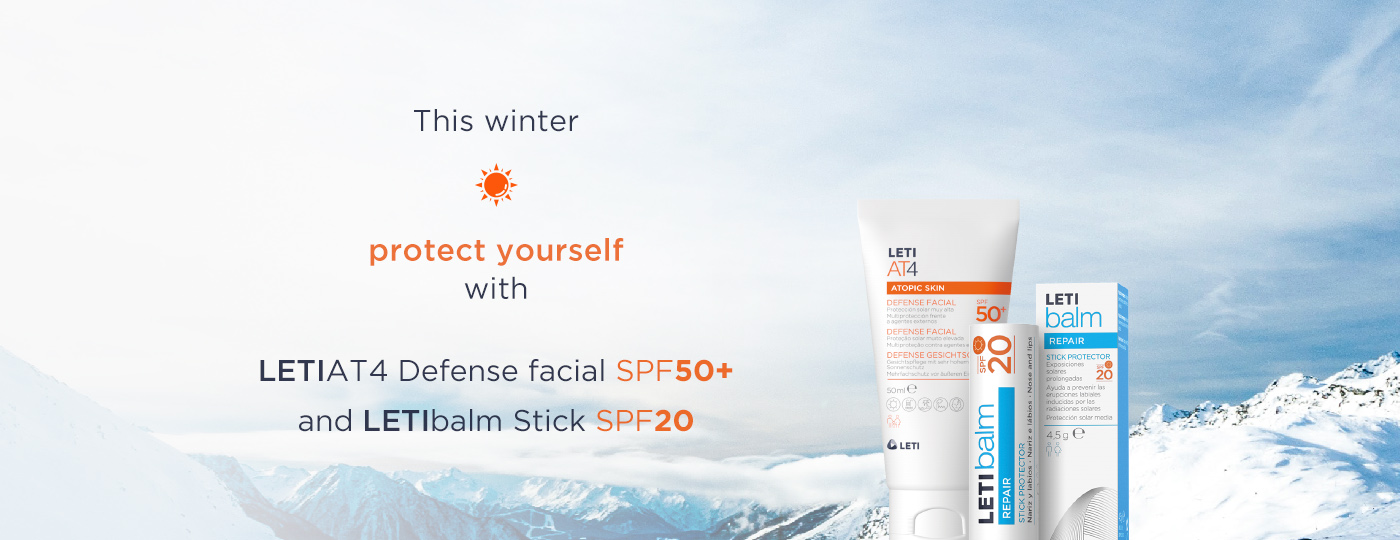 This winter, protect yoursefl from the sun