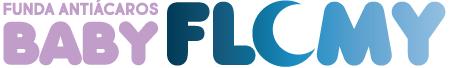 Logo Baby FLOMY fundas de colchón y almohada para alérgicos a los ácaros