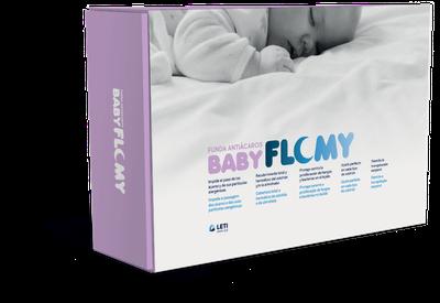 Funda antiácaros para la cuna del bebé Baby FLOMY