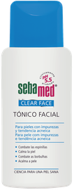 Clear Face Deep Cleansing Facial Toner