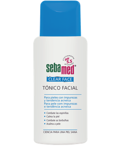 Tónico facial Sebamed Clear Face