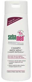 Anti-Hairloss Shampoo Sebamed