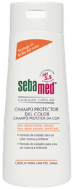 Color Care Shampoo Sebamed