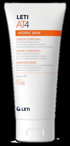 LETIAT4 body cream for atopic skin 200ml