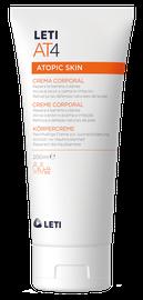 LETIAT4 crema corporal para piel atópica 200ml