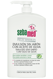 Sebamed emulsion aceite oliva
