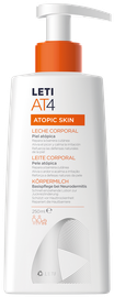 Leti AT4 body milk for atopic skin 250ml