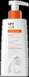 Leti AT4 body milk for atopic skin 250ml