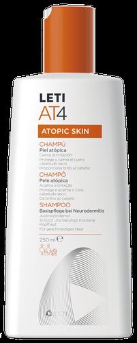 LETIAT4 shampoo atopic skin 250ml