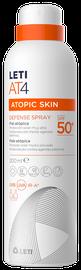 LETIAT4 Defense SPF50 spray 200 ml