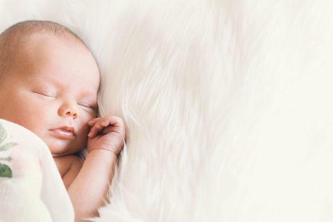 Cuidar piel recien nacido