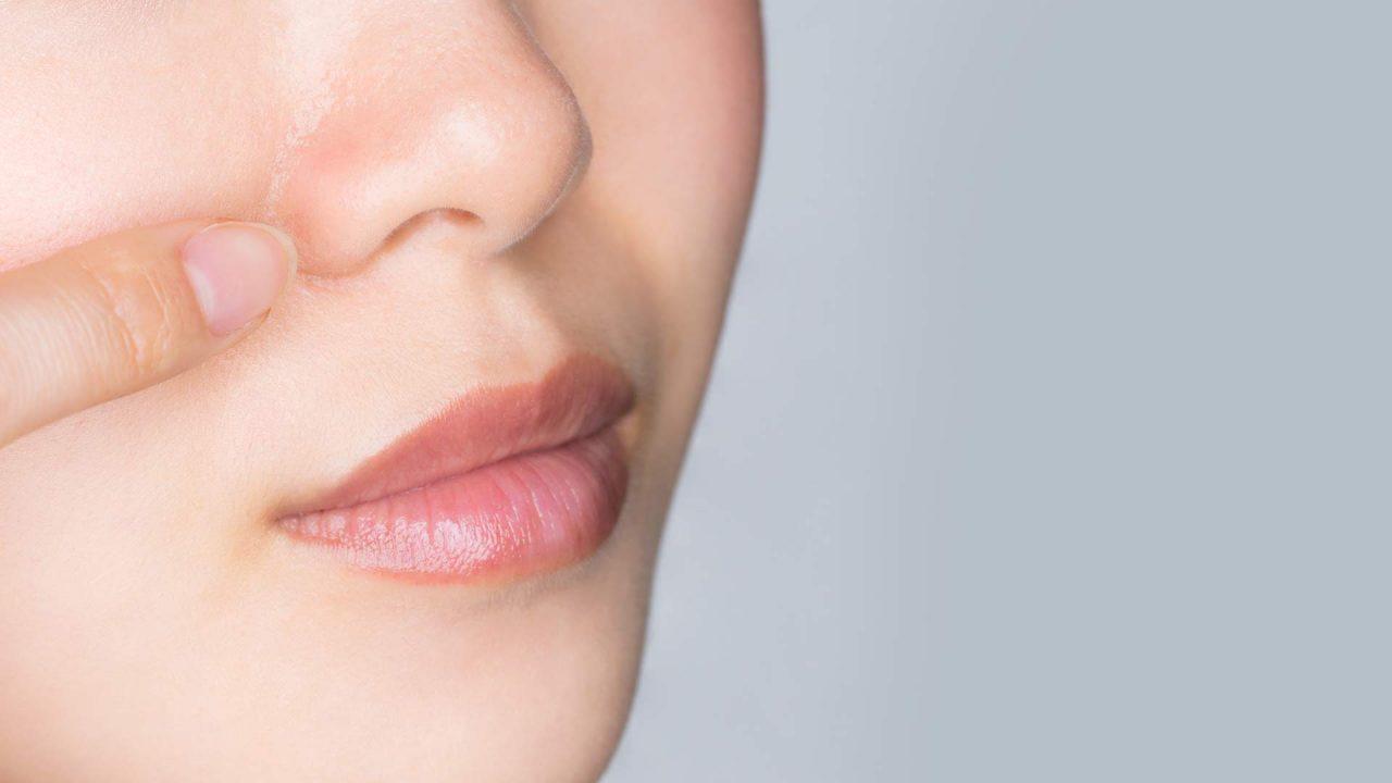costras nariz mal olor