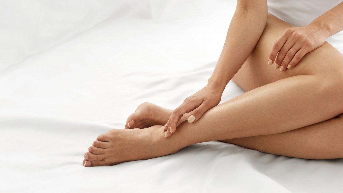 Cómo puedes cuidar la piel seca de tus pies en verano