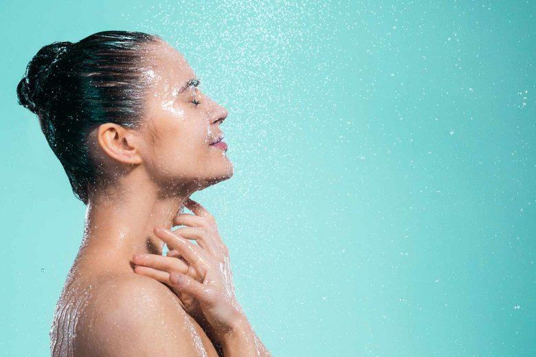 baño piel sensible