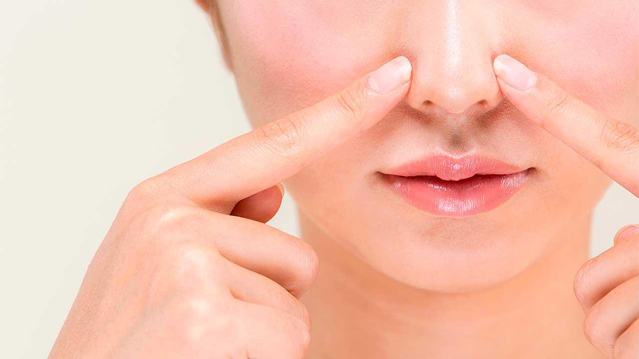 Productos específicos para tratar las heridas de tu nariz